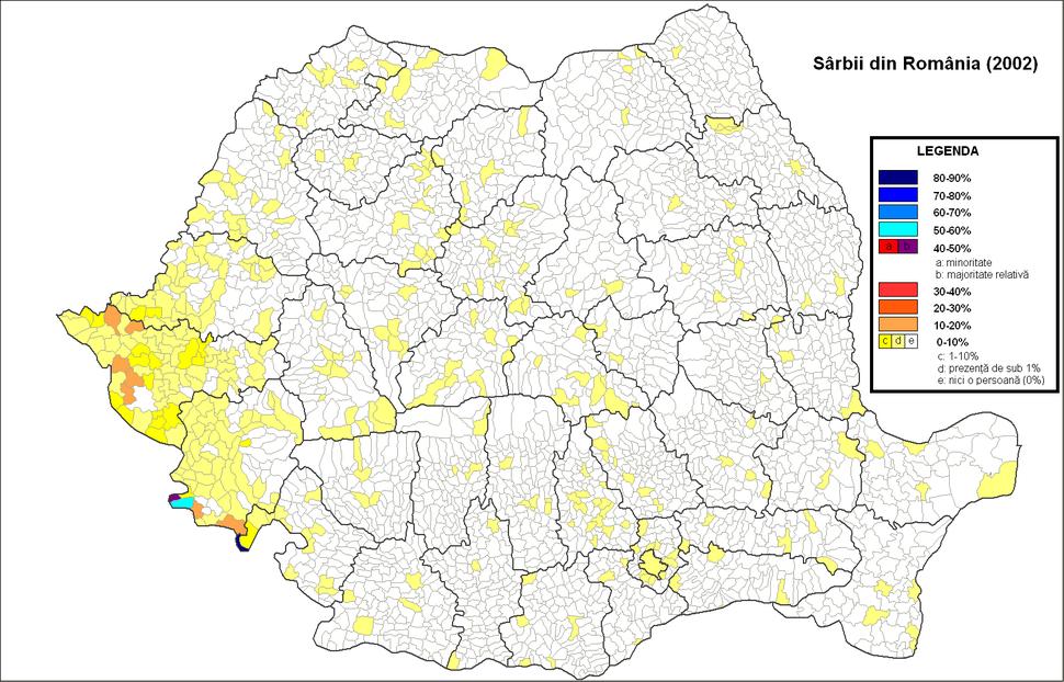 Sarbi Romania (2002)