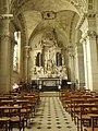 Saumur (49) Église Notre-Dame-des-Ardilliers - Intérieur 03.jpg