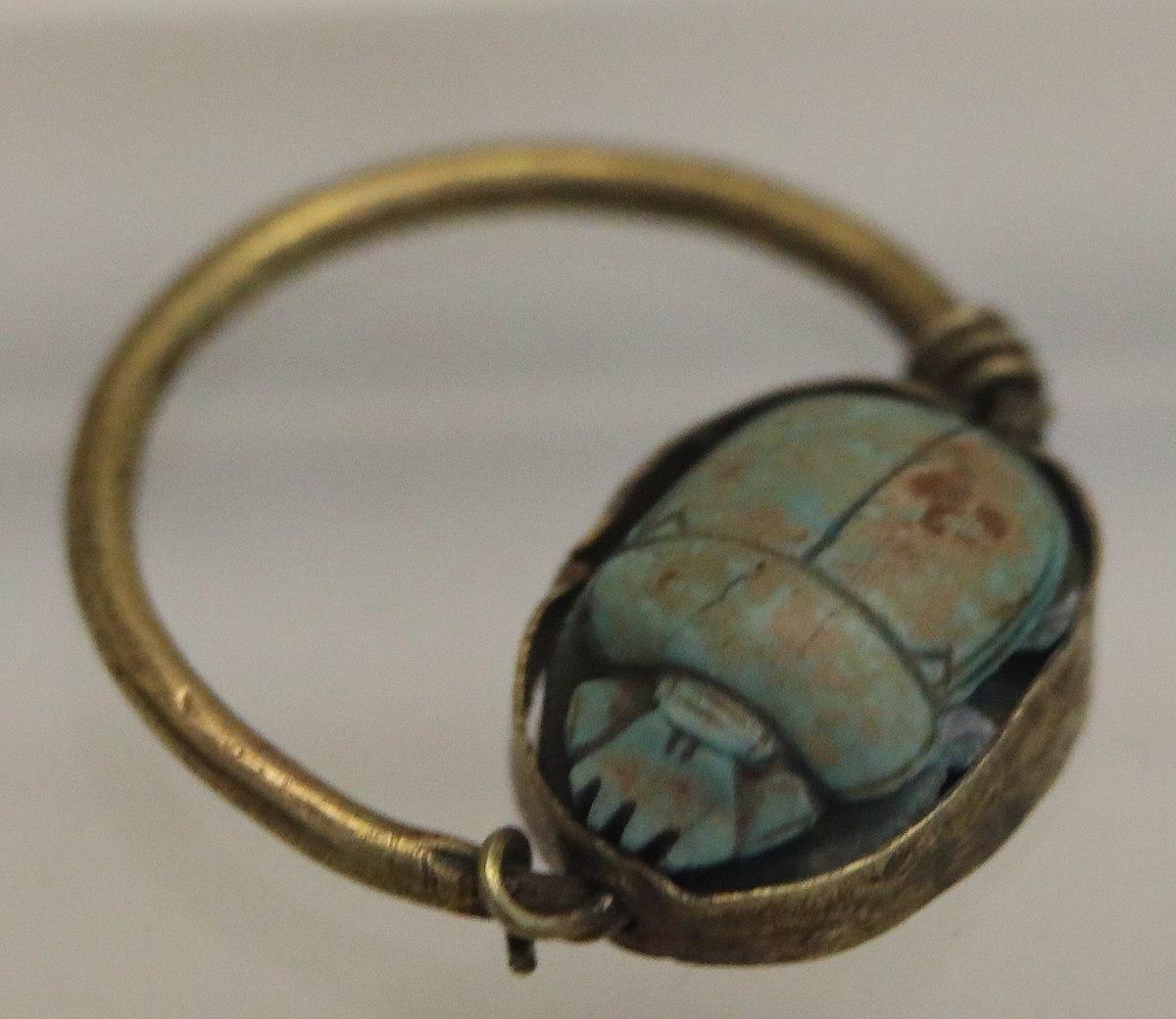 Scarab Ring Wikipedia