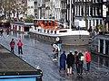 Schaatsen op de Prinsengracht in Amsterdam foto25.jpg