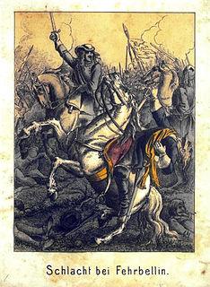 Battle of Fehrbellin battle