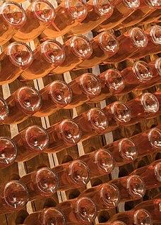Rosé type of wine