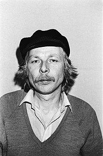 Louis Ferron Dutch novelist and poet