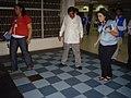 Science Career Ladder Workshop Participants Visiting Science City - Indo-US Exchange Programme - Kolkata 2008-09-17 01297.JPG