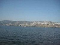 File:Sea of Galilee Boat Ride.webm