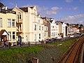 Seafront houses at Dawlish - geograph.org.uk - 1269019.jpg
