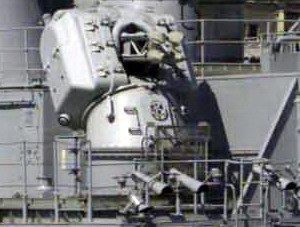 Sea Zenith - Sea Zenith CIWS installed on the Turkish frigate F-243 TCG Yıldırım.