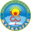 Official seal of Žezkazghana