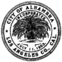 Seal of Alhambra, California.png