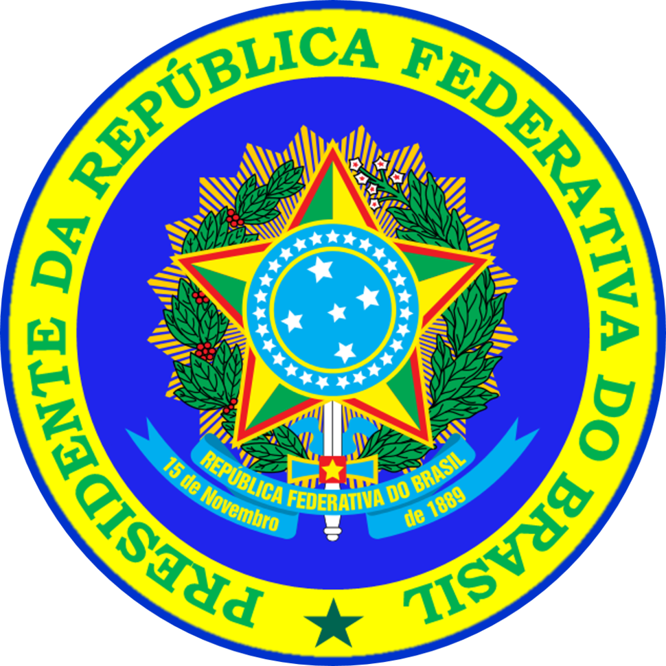 Seal of the President of Brazil