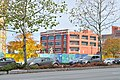 Seattle - old Ford factory seen across construction site, 2017.jpg
