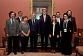 Secretary Kerry Meets With Members of Civil Society From from Russia, Kyrgyzstan, Kazakhstan, Azerbaijan, Tajikistan, and Hungary in Hamburg (31133258880).jpg