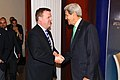 Secretary Kerry Shakes Hands With Canadian Foreign Minister Baird at APEC (10094103774).jpg