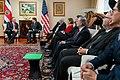Secretary Pompeo Meets with Costa Rican President Alvarado and Foreign Minister Ventura (49430172383).jpg