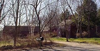 John Sedgley Homestead United States historic place