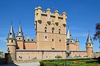 Alcázar of Segovia - Tower of John II of Castile