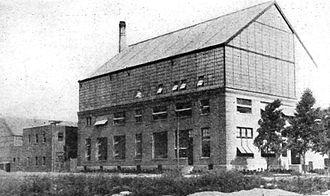 Selig Polyscope Company - Selig studio in Chicago in 1916