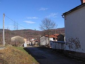Žejane - Image: Selo Žejane