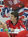 Semyon Varlamov at Capitals Convention - 10 (3956921471).jpg
