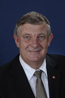 Chris Back Australian politician