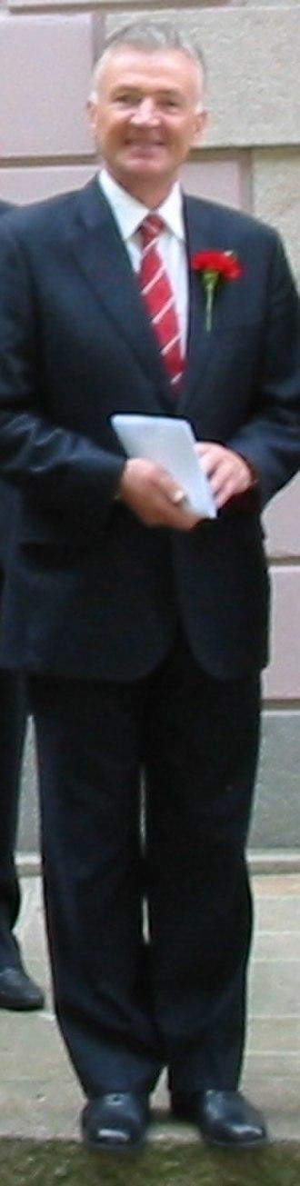 Jim Perchard - Image: Senator James Perchard