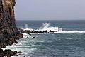 Senegal isola di Gorèe scogliera.jpg