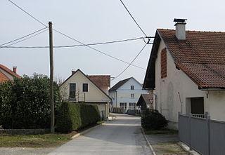 Šentjakob ob Savi Place in Upper Carniola, Slovenia