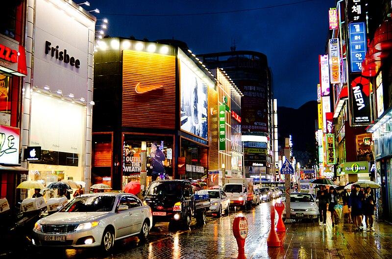Busan Night Tour