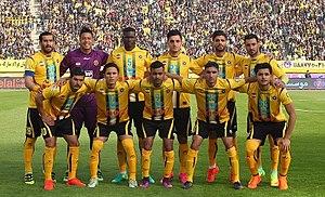 Sepahan S.C. - Sepahan squad in 2016–17 season