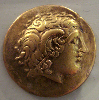Sequani - Image: Sequani coin 5th to 1st century BCE