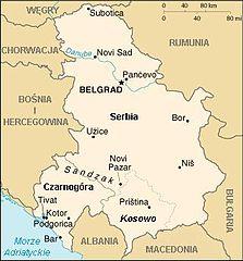 Serbia I Czarnogora Wikipedia Wolna Encyklopedia