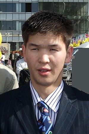 Pürevdorjiin Serdamba - Pürevdorjiin in 2008