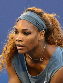 93c2e8dba6c6 Serena Williams. From Wikipedia