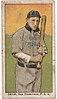 Shaw, San Francisco Team, baseball card portrait LCCN2007685586.jpg