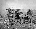 Shelling Iwo, Iwo Jima, 1945 (5600177471).jpg