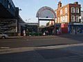 Shepherd's Bush Market south side.JPG