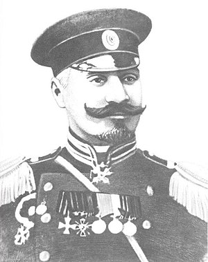 Military history of Azerbaijan - Ali-Agha Shikhlinski was lieutenant-general of the Russian tsarist army and Deputy Minister of Defense and General of the Artillery of Azerbaijan Democratic Republic.
