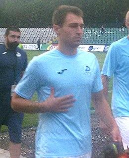 Vasil Shopov Bulgarian footballer