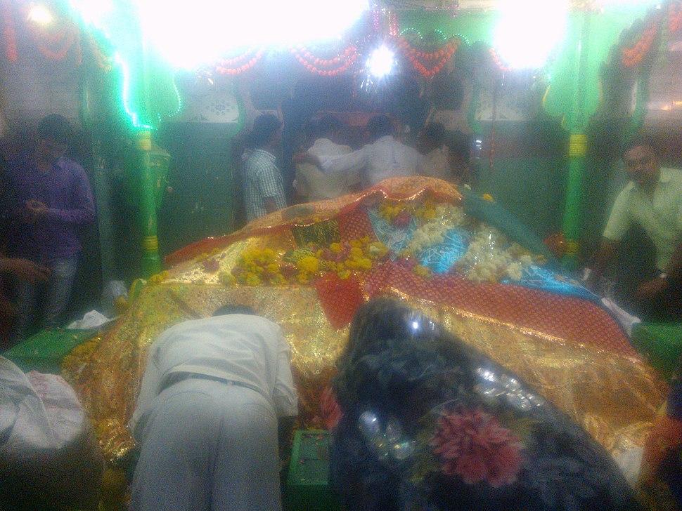 Shrine of hazarat shah turabul haq of parbhani