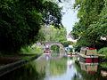 Shropshire Union Canal at Gnosall Heath, Staffordshire - geograph.org.uk - 1387855.jpg