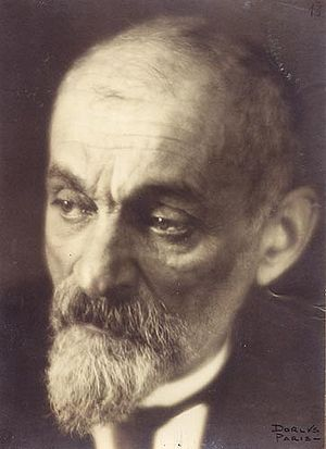 Lev Shestov - Image: Si Léon Chestov noong 1927
