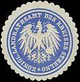 Siegelmarke K. Landrathsamt des Kreises Strelno W0352170.jpg