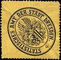 Siegelmarke Statistisches Amt der Stadt Dresden W0313089.jpg