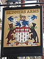 Sign for The Skinners Arms, Judd Street - Hastings Street, WC1 - geograph.org.uk - 1216763.jpg