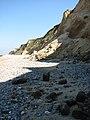Signs of erosion - geograph.org.uk - 792689.jpg