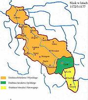 Silesia 1172-1177