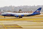 Silk Way West Airlines, VQ-BVC, Boeing 747-83QF (24779574955).jpg
