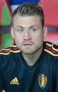 Simon Mignolet Belgian footballer