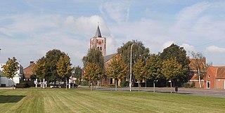 Ledegem Municipality in Flemish Community, Belgium