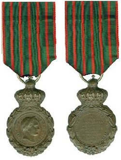 Saint Helena Medal - Wikipedia